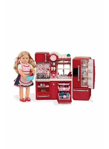 Our Generation Our Generation Oyuncak Mutfak Kırmızı